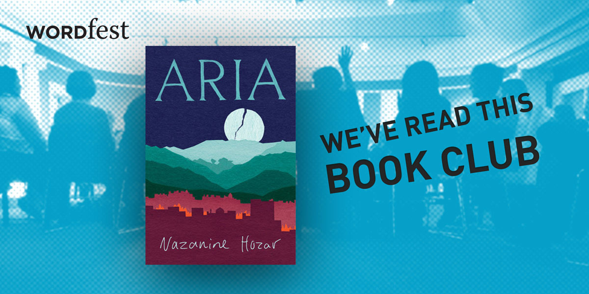 We've Read This Book Club: Aria