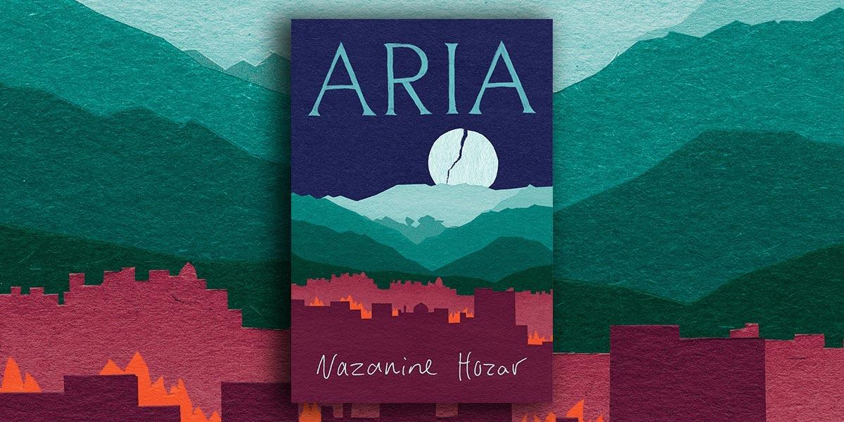 Wordfest We've Read This Book Club: Aria