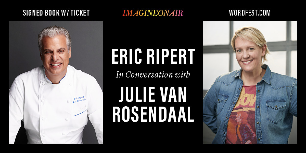 Wordfest presents Eric Ripert
