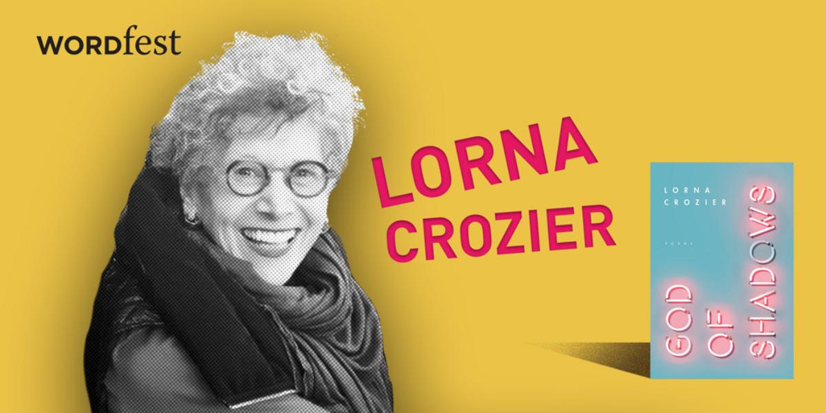 Wordfest presents Lorna Crozier