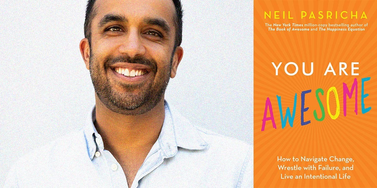 Wordfest Presents Neil Pasricha (You Are Awesome)