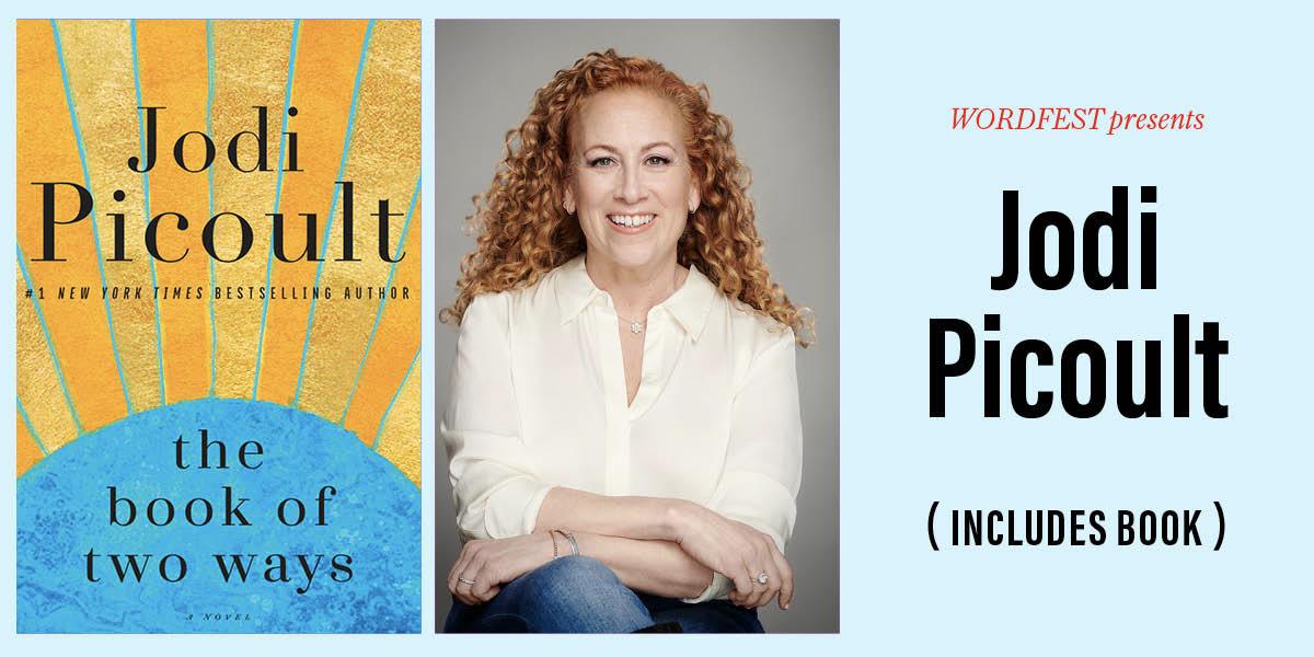 Wordfest Presents Jodi Picoult