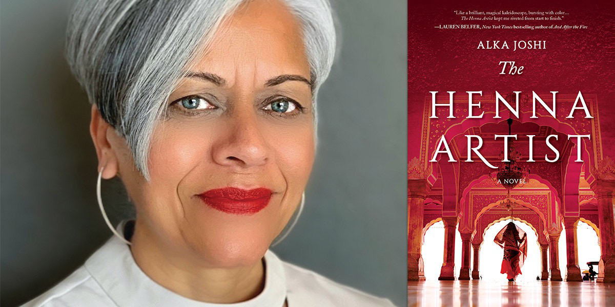Wordfest Presents Alka Joshi (The Henna Artist)