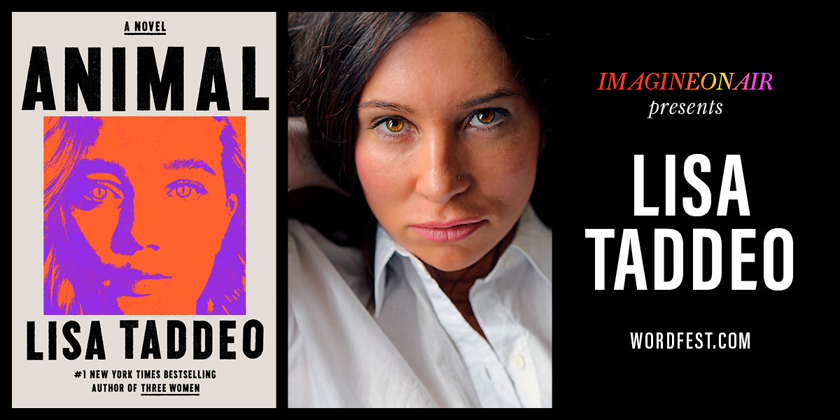 Imagine On Air presents Lisa Taddeo