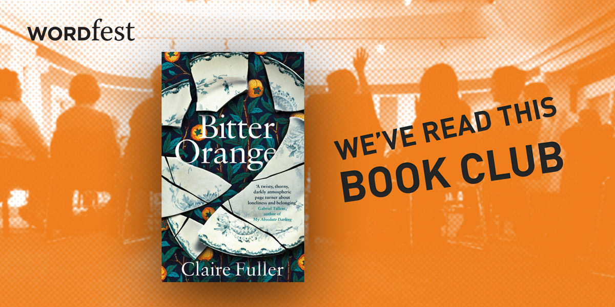 We've Read This Book Club: Bitter Orange
