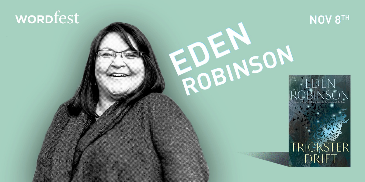 Wordfest presents Eden Robinson