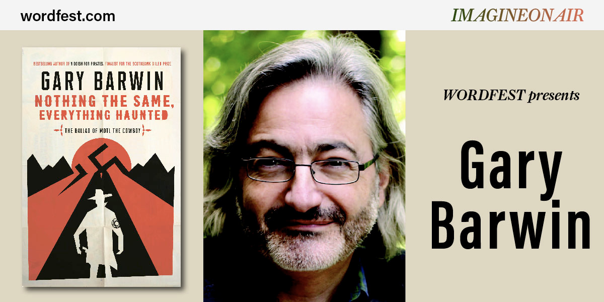 Wordfest presents Gary Barwin