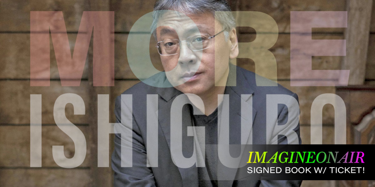 Wordfest presents Kazuo Ishiguro