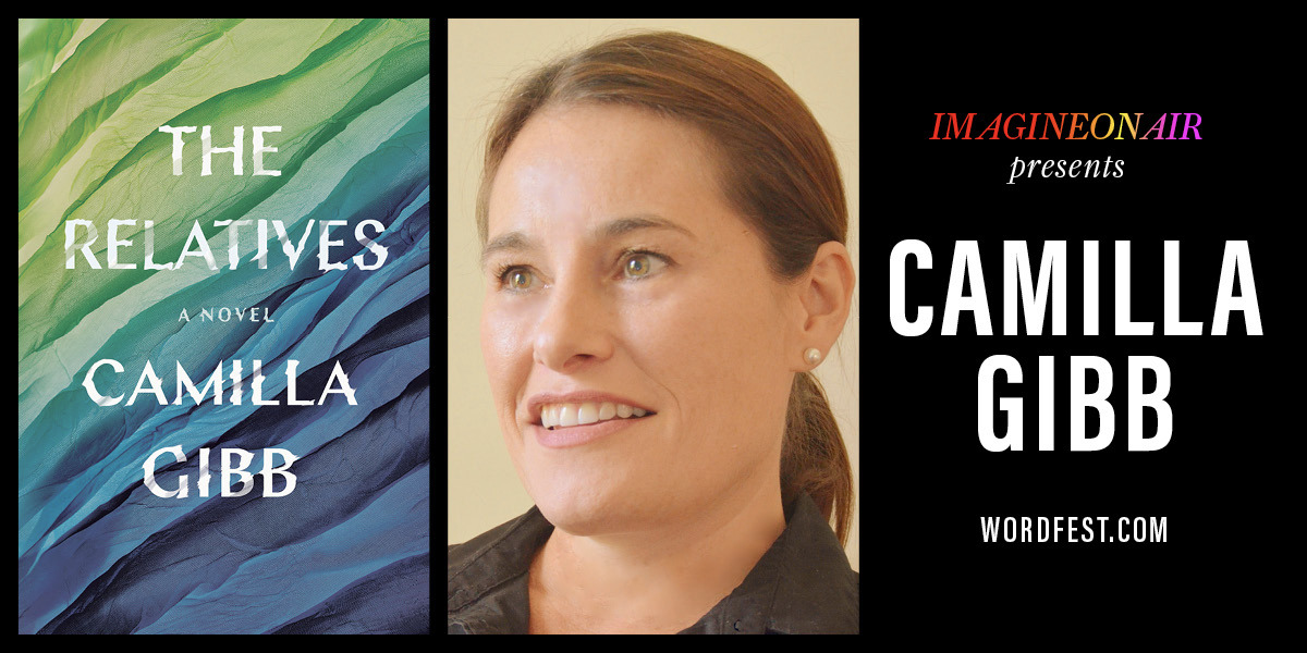 Imagine On Air presents Camilla Gibb