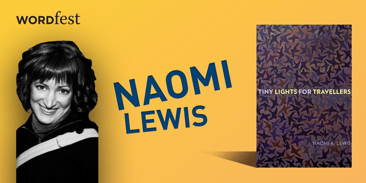 Wordfest Presents Naomi Lewis (Tiny Lights for Travellers)