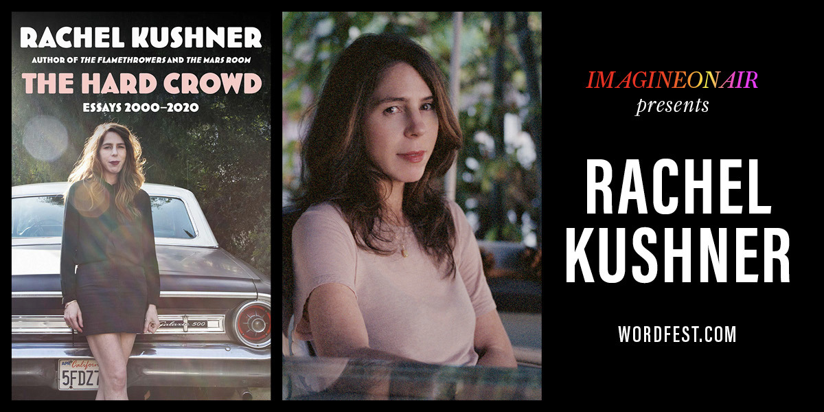 Imagine On Air presents Rachel Kushner
