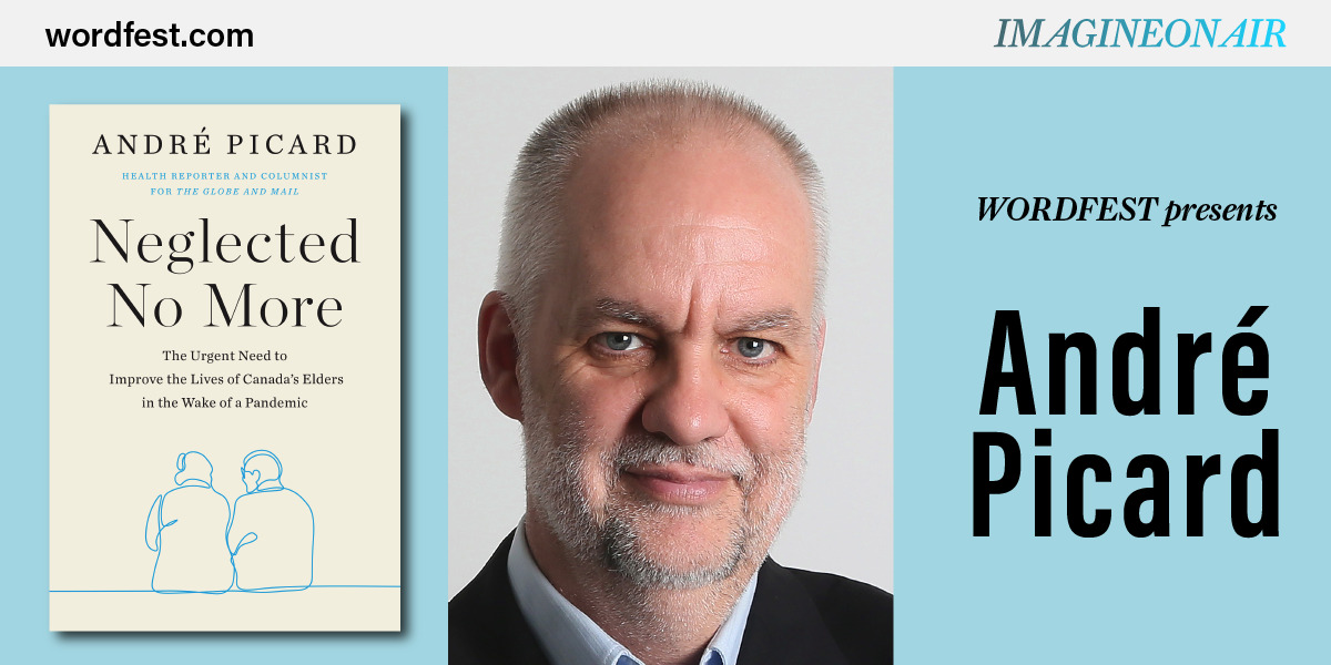 Wordfest presents André Picard