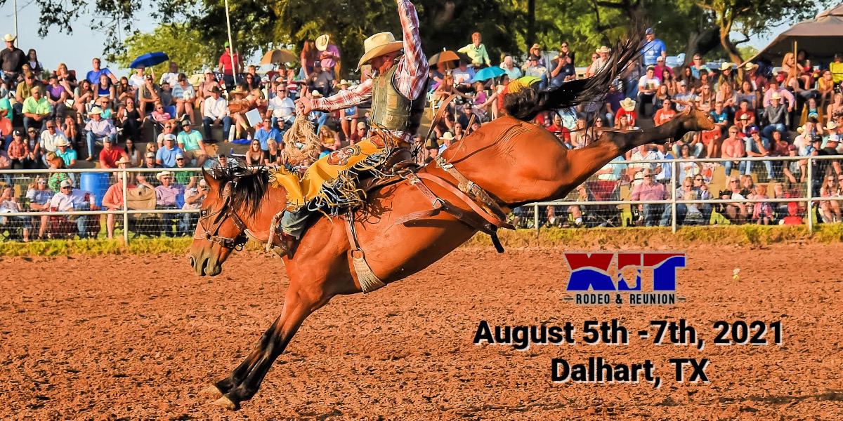 85th Annual XIT Rodeo and Reunion