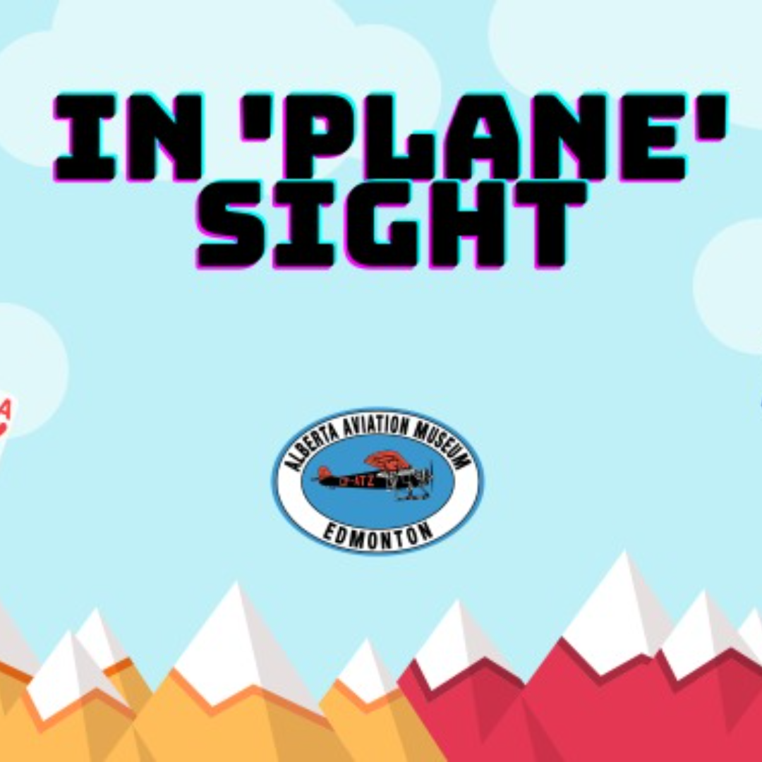 In Plane Sight- March 23, 2021 @ 12:00 PM