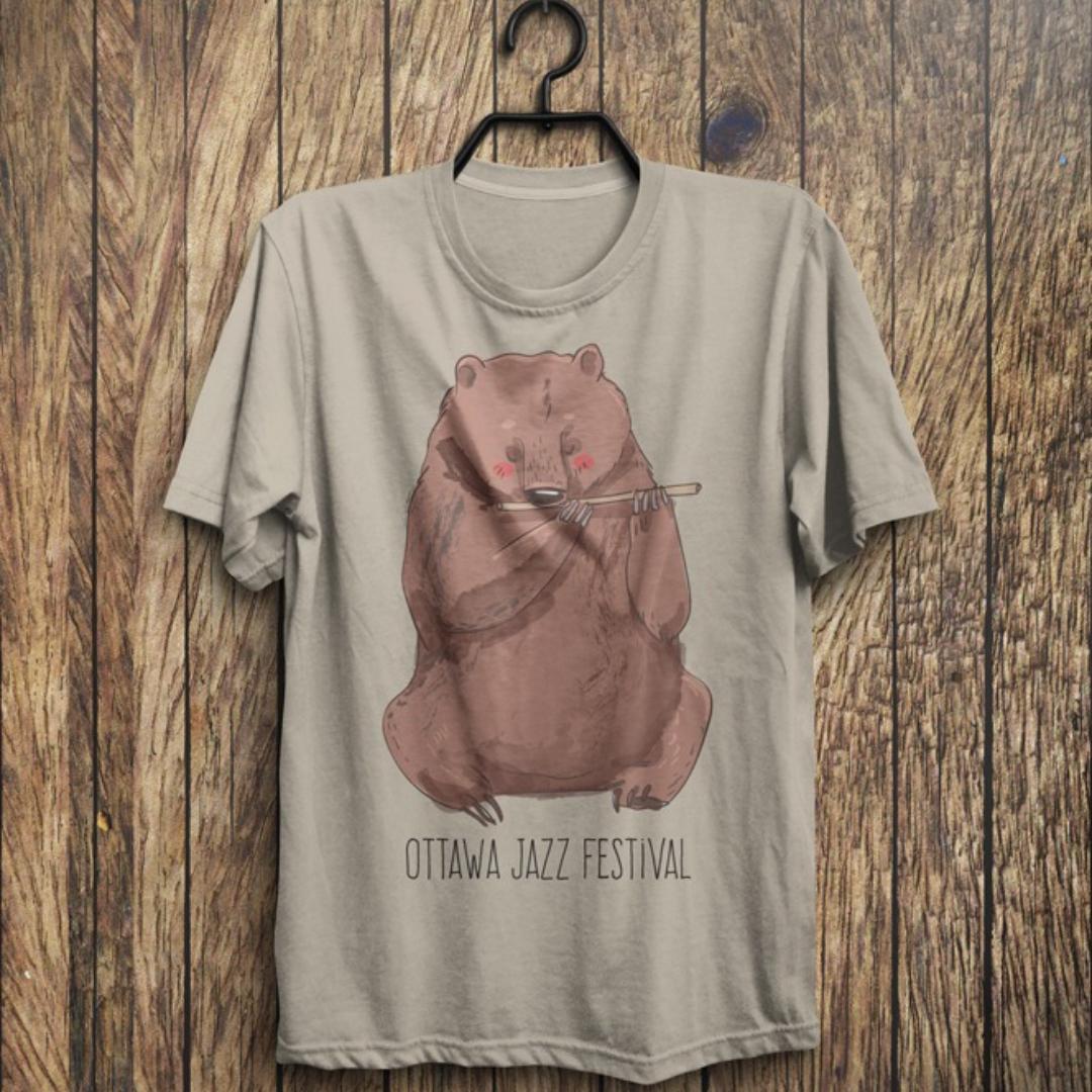 Ottawa Jazz Festival T-Shirt 2