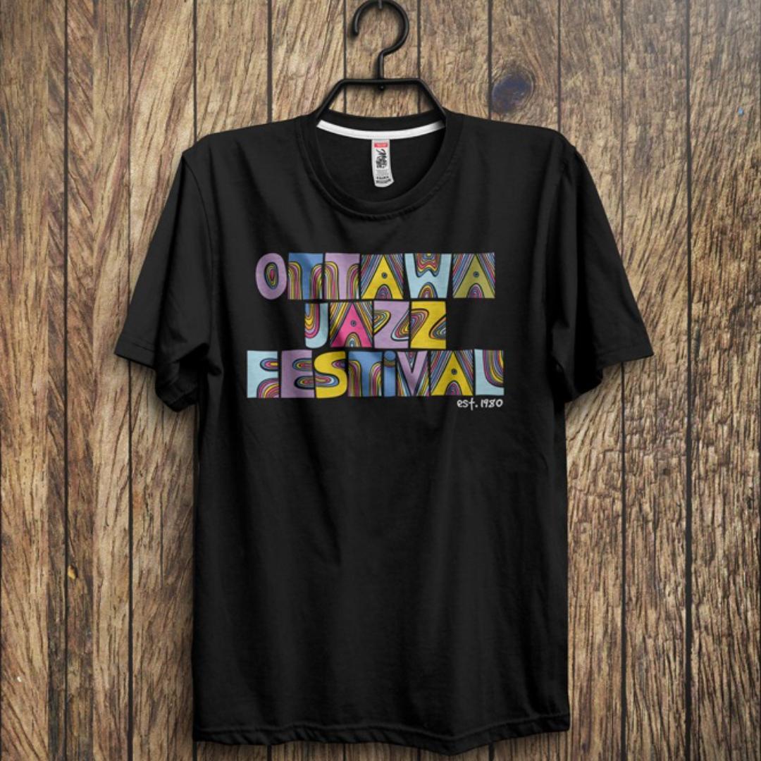 Ottawa Jazz Festival T-shirt 3